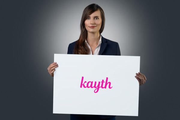 Sample branding #2 for Kayth