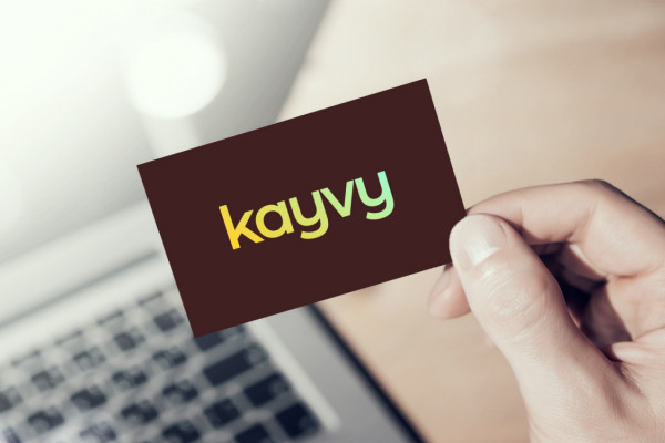 Sample branding #3 for Kayvy