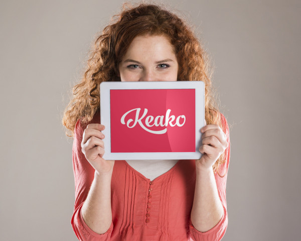 Sample branding #2 for Keako