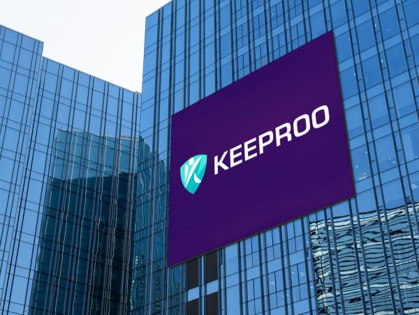 Sample branding #3 for Keeproo
