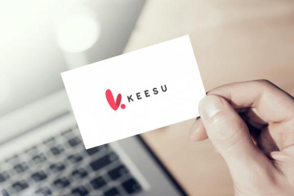 Sample branding #3 for Keesu