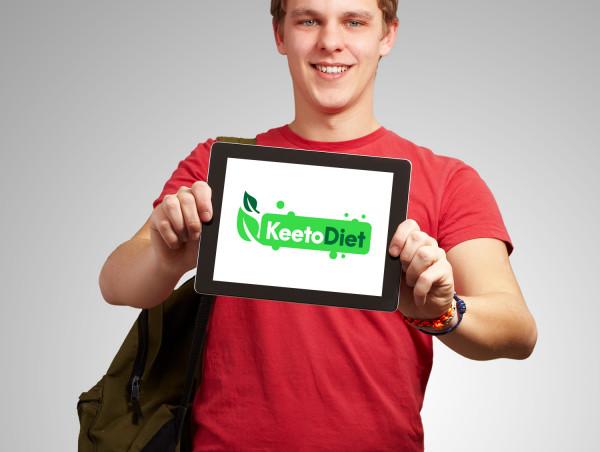 Sample branding #2 for Keetodiet