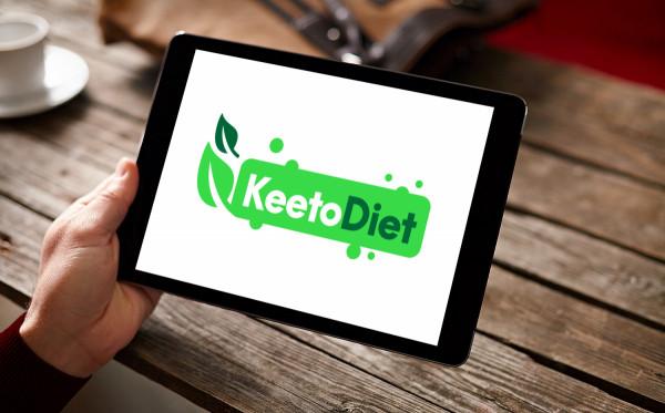 Sample branding #1 for Keetodiet