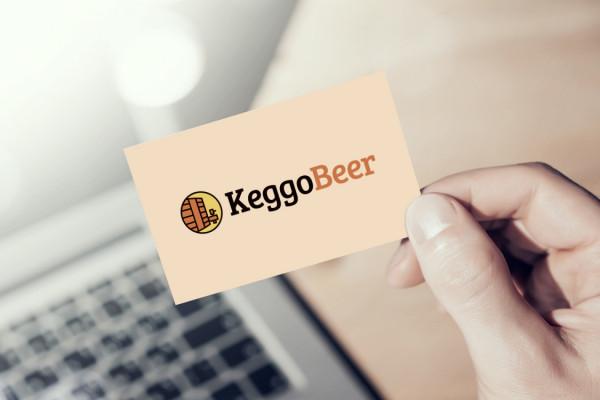 Sample branding #2 for Keggobeer