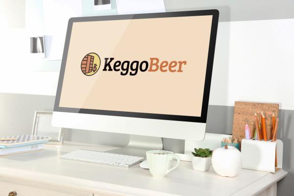 Sample branding #3 for Keggobeer
