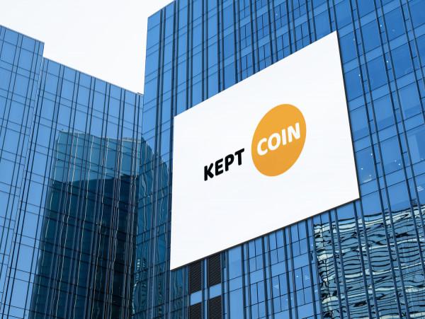 Sample branding #3 for Keptcoin
