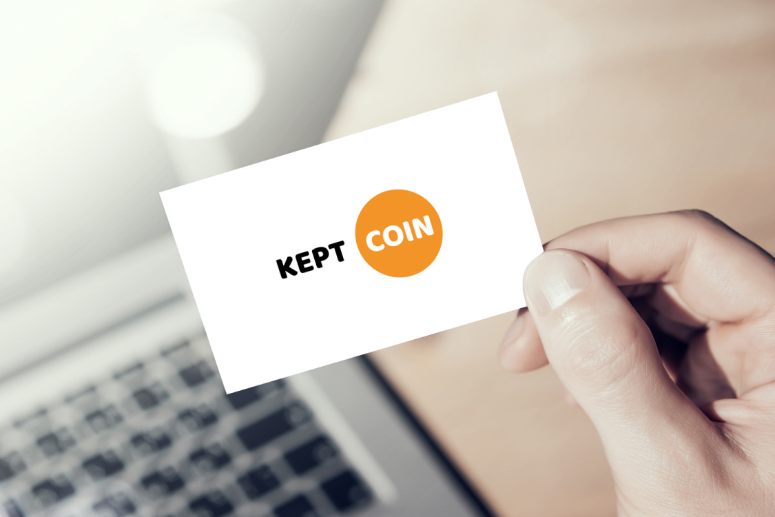Sample branding #1 for Keptcoin