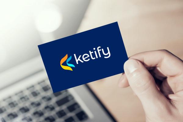 Sample branding #2 for Ketify
