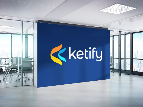 Sample branding #3 for Ketify