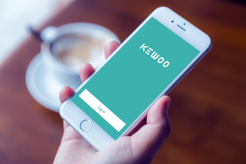 Sample branding #3 for Kewoo