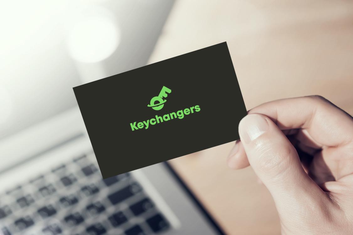 Sample branding #1 for Keychangers