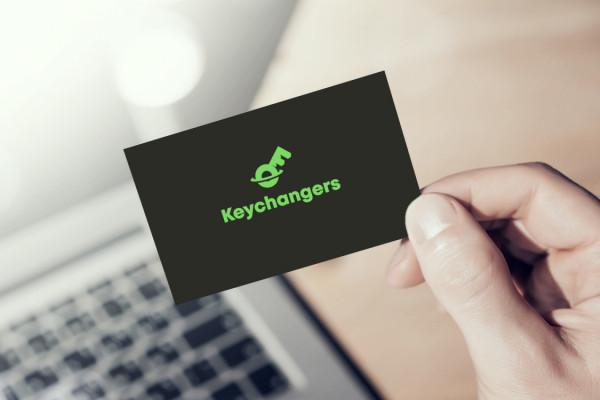 Sample branding #3 for Keychangers