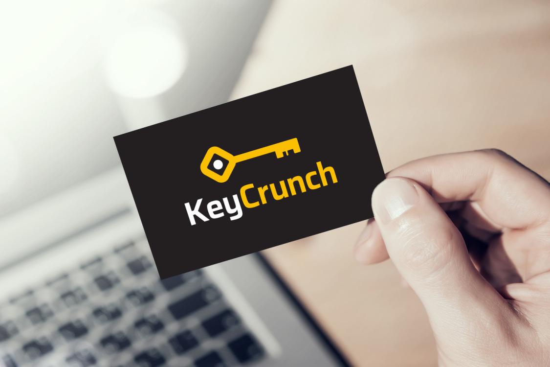 Sample branding #2 for Keycrunch