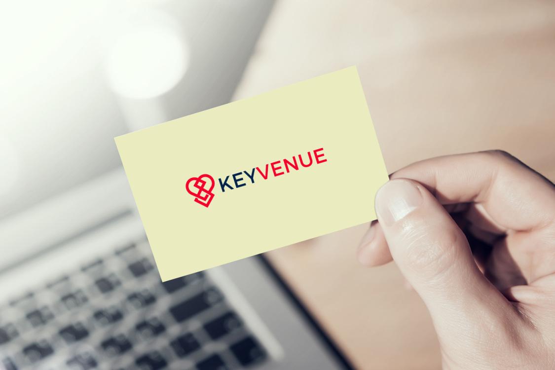 Sample branding #1 for Keyvenue