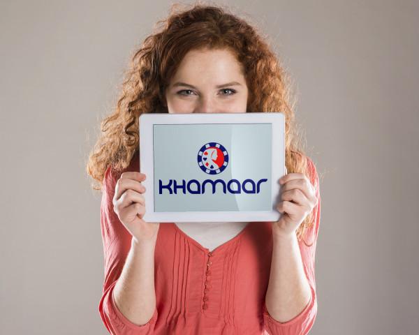 Sample branding #1 for Khamaar