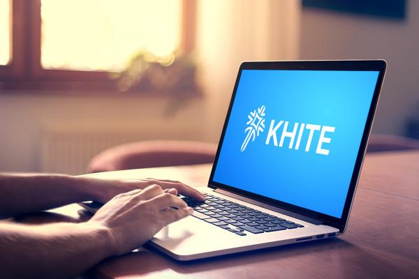 Sample branding #2 for Khite
