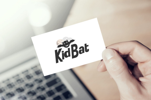 Sample branding #2 for Kidbat