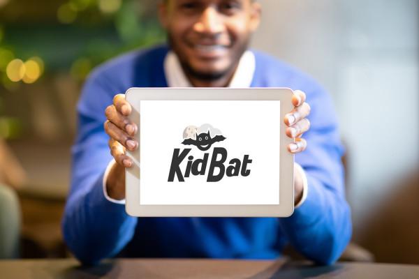 Sample branding #3 for Kidbat