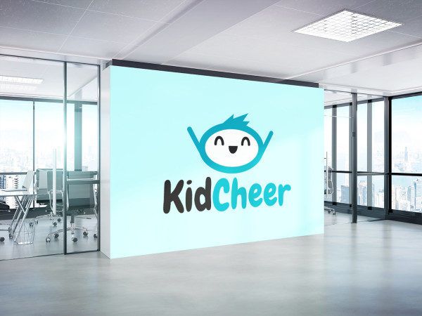 Sample branding #2 for Kidcheer