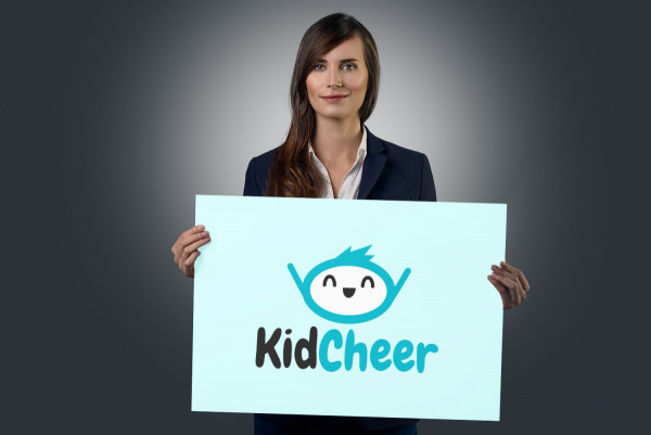 Sample branding #3 for Kidcheer
