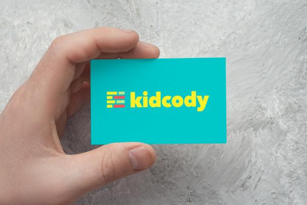 Sample branding #3 for Kidcody