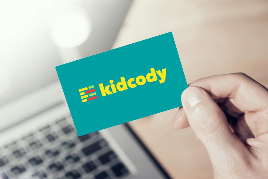 Sample branding #2 for Kidcody