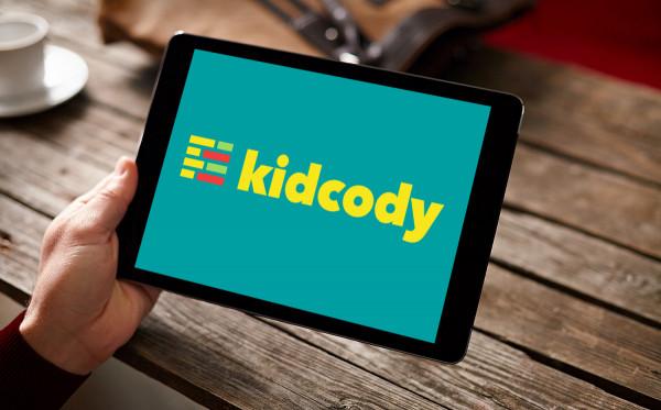 Sample branding #1 for Kidcody