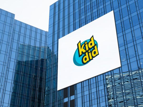 Sample branding #1 for Kiddid