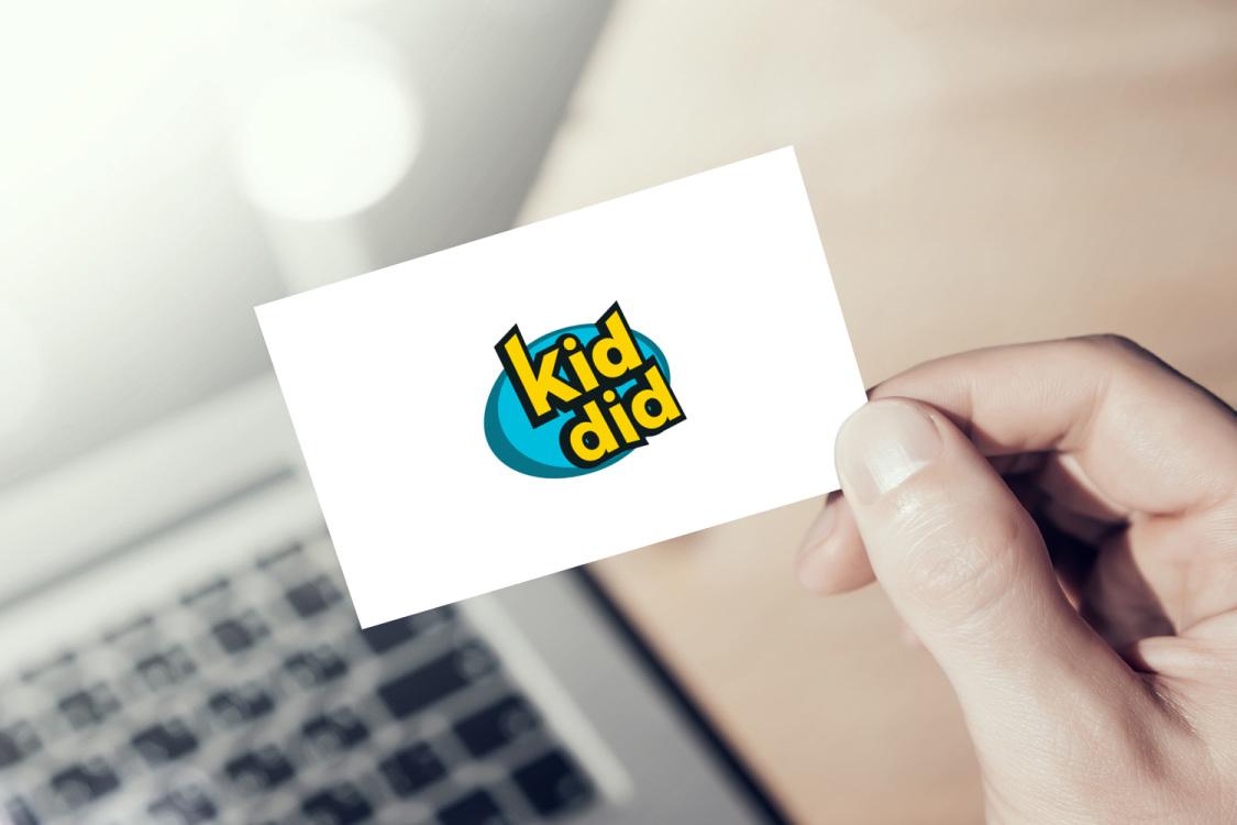Sample branding #3 for Kiddid