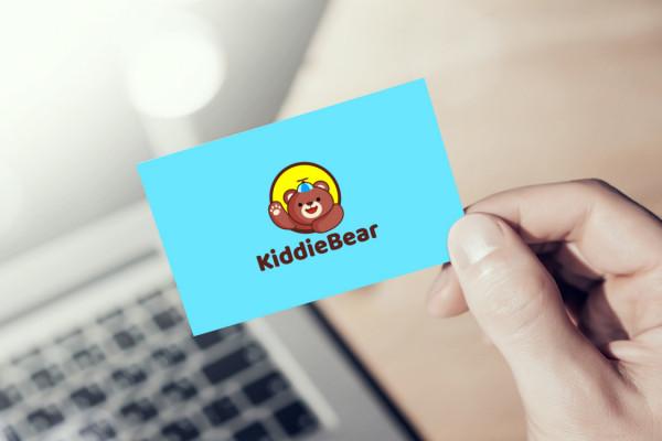 Sample branding #1 for Kiddiebear