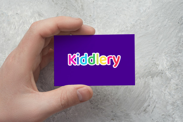Sample branding #3 for Kiddlery