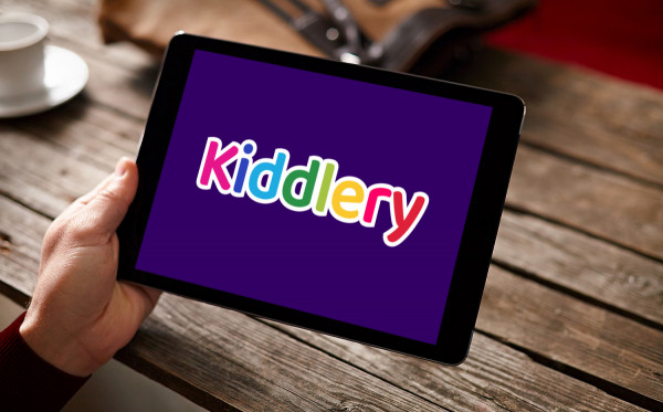Sample branding #1 for Kiddlery