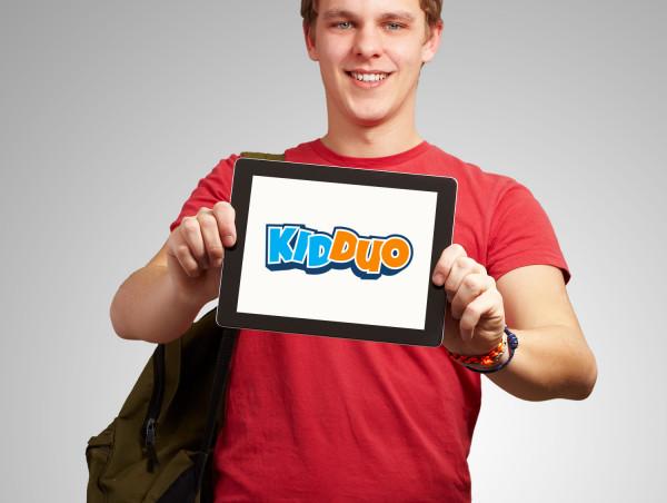 Sample branding #3 for Kidduo