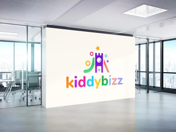 Sample branding #1 for Kiddybizz