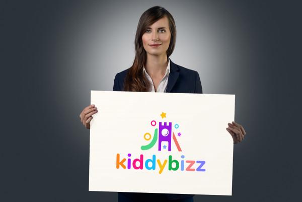 Sample branding #2 for Kiddybizz