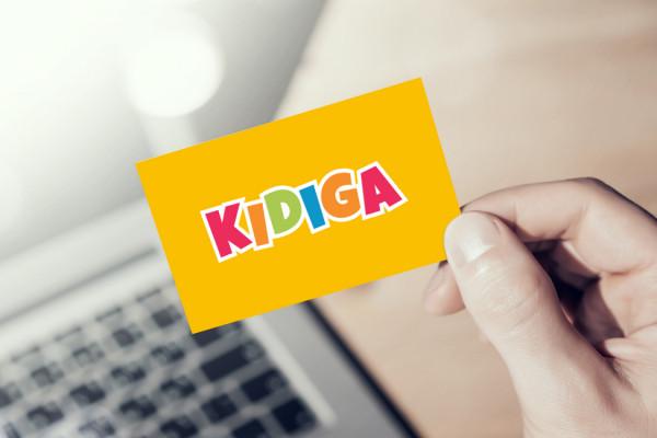Sample branding #1 for Kidiga