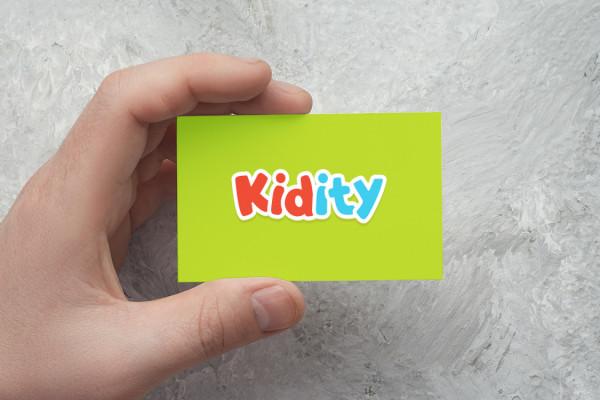 Sample branding #2 for Kidity