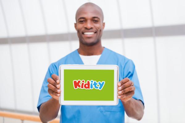 Sample branding #3 for Kidity