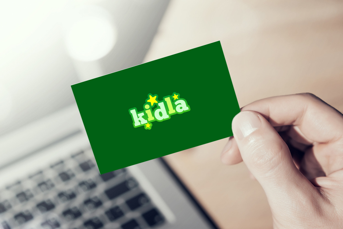 Sample branding #1 for Kidla