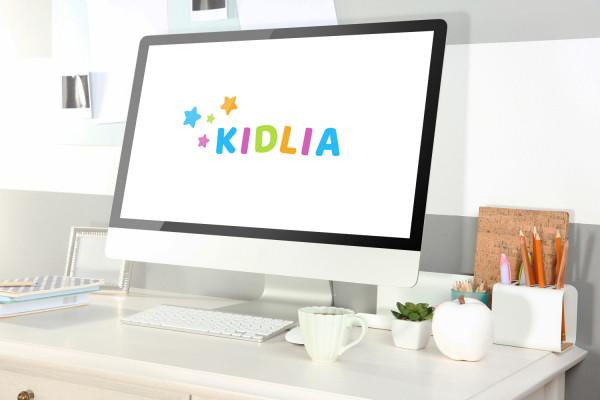 Sample branding #2 for Kidlia
