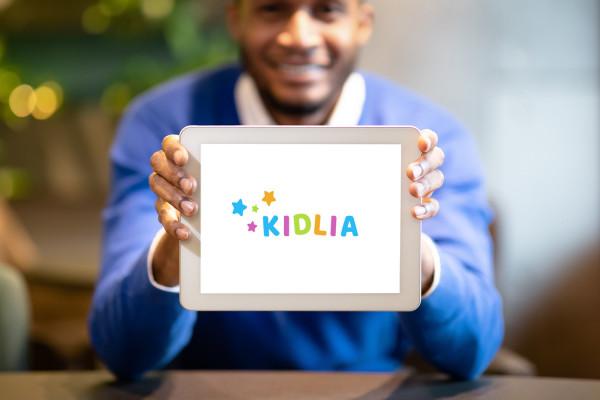 Sample branding #3 for Kidlia