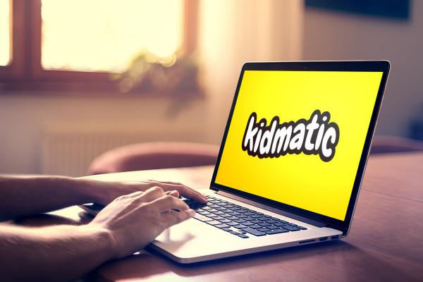 Sample branding #3 for Kidmatic