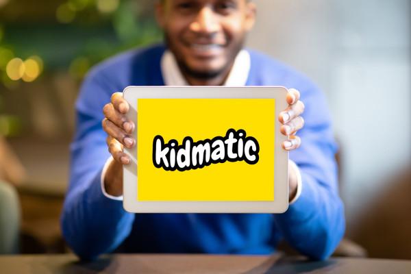 Sample branding #2 for Kidmatic