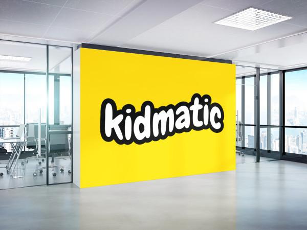 Sample branding #1 for Kidmatic
