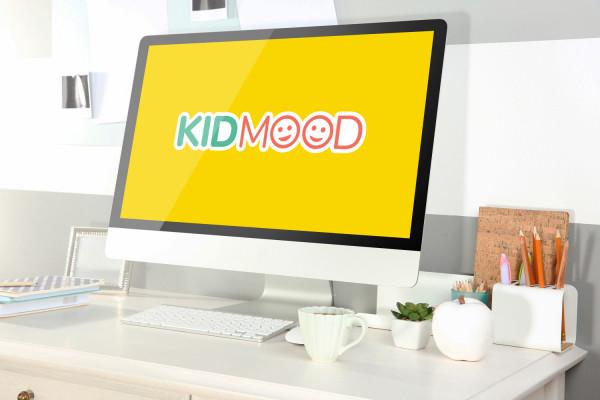 Sample branding #2 for Kidmood