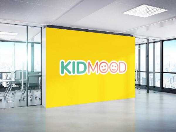 Sample branding #1 for Kidmood