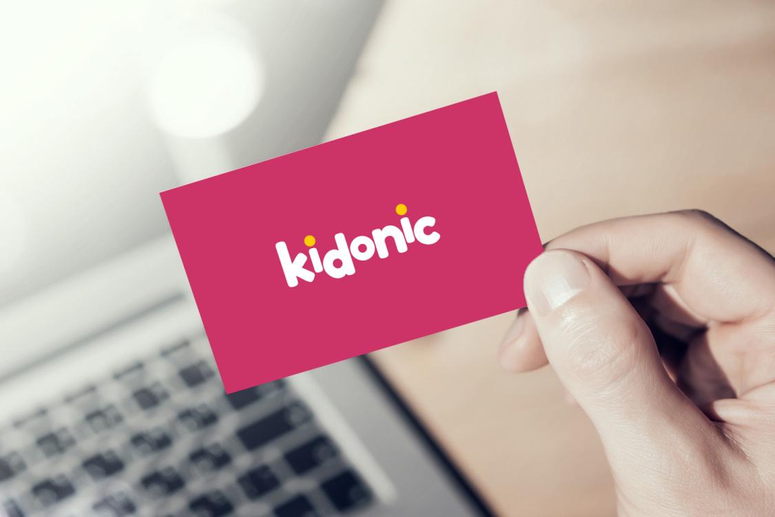 Sample branding #1 for Kidonic