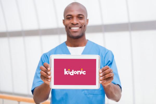 Sample branding #3 for Kidonic