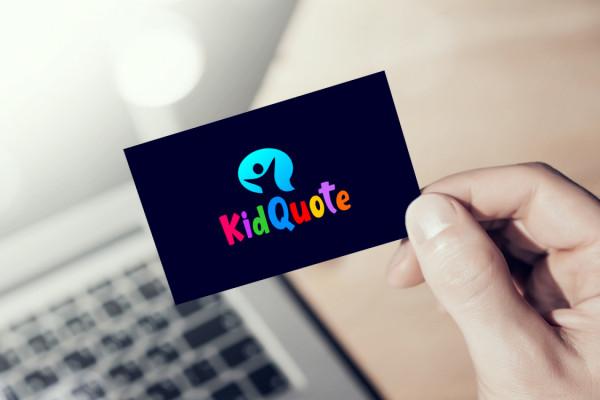 Sample branding #3 for Kidquote