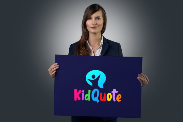 Sample branding #2 for Kidquote